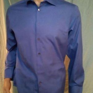 Men's long sleeve dress/casual shirt
